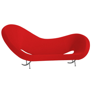 Paris Furniture -Rental for Exhibitions Sofa Victoria_and_ Albert in France