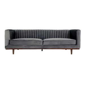 Sofa-grey-velvet-rental-furniture-in-Paris-
