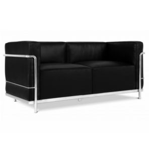 Paris Rental Furniture LC3 SOFA - DeLafaix