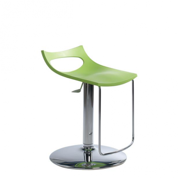 Acacia green-white -Rental-furniture in Paris-France