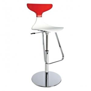 BI-CO 2 red-Rental-furniture in Paris-France