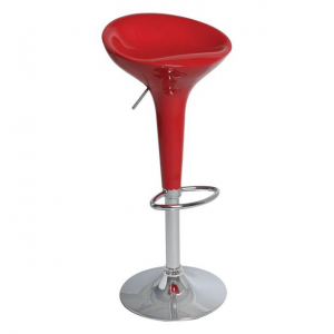 BOMBO red-furniture in Paris-France