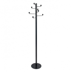 Coat Hanger XX black-Rental-furniture in Paris-France
