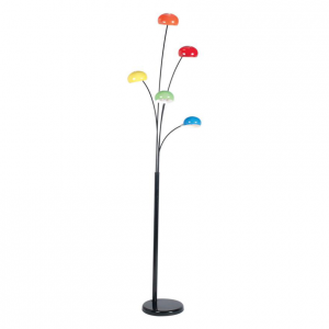 Flower Lamp-Rental-furniture in Paris-France