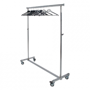 Folding clothes rack-Rental-furniture in Paris-France