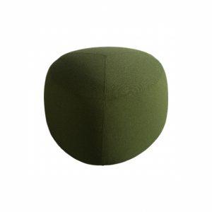 Pouf Kipu 57 - green - Rental-furniture in Paris-France