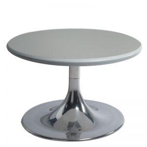 Trumpet table- Rental-furniture in Paris-France