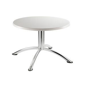 Design Lounge Hire Table-Bologna-white in Paris - France