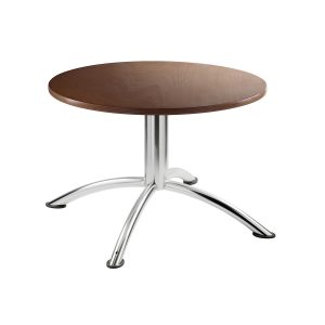 Design Lounge Hire Table-Bologna-walnut in Paris - France
