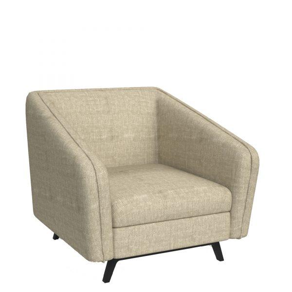 armchair malibu Rental-furniture in Paris-France