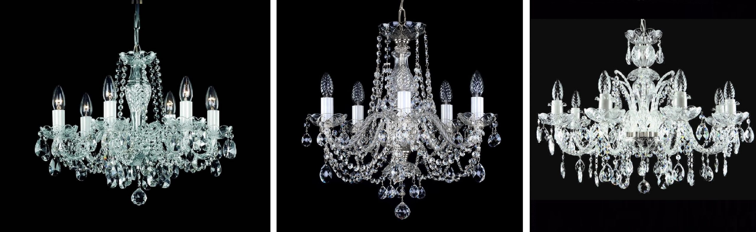 Crystal Chandelier rental and chandelier hire in France
