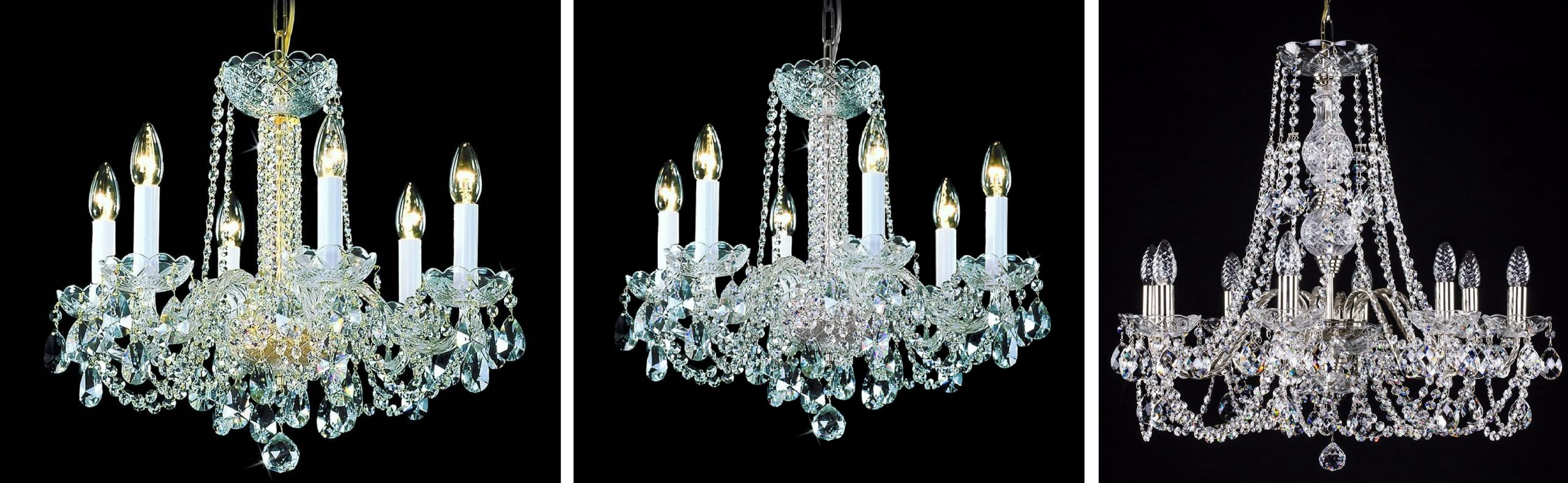 Chandelier rental and chandelier hire in France