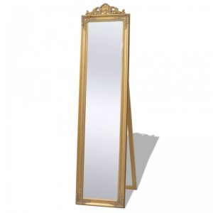 Mirror Barroco Gold for Showroom-Rental-furniture in Paris-France