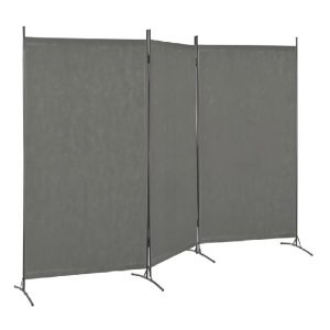 Room Divider Anthracite -Showrooms furniture hire Paris