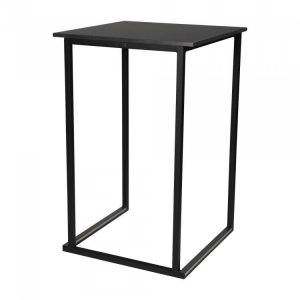 TABLE KUADRA II - Black-Showroom-Rental-furniture in Paris-France
