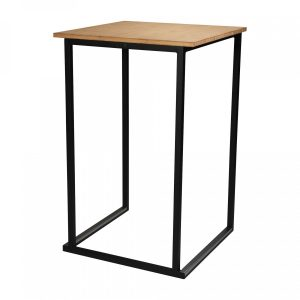 Table Kuadra II - Oak --Showroom-Rental-furniture in Paris-France