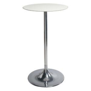 Table Rimini table Ø 60-H116cm -hire-furniture paris