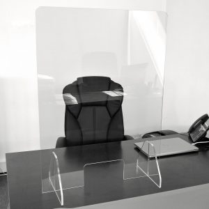 Protection Screens | Secure Distance - Workplace Safety Hire in Paris.
